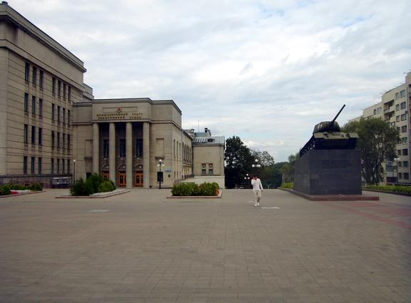 Drama Theatre of the Belarusian Army, Minsk
