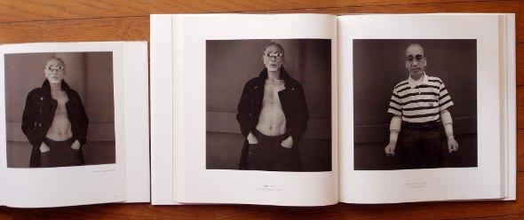 Kikai Hiroh, Persona (1st ed) and Asakusa Portraits