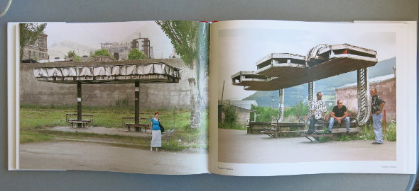 Christopher Herwig, Soviet bus stops